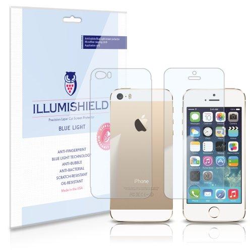 iLLumiShield Anti Fingerprint Anti Bubble Anti Bacterial Replacement