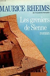 Les Greniers de Sienne par Rheims