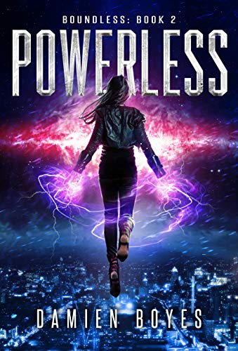 Powerless (Boundless Book 2)