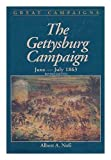 img - for The Gettysburg Campaign, June-July 1863 (Great Campaigns) book / textbook / text book