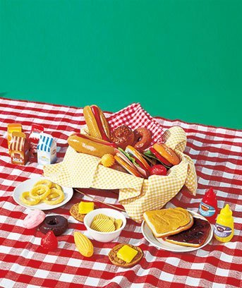 51-Pc. Deli Shop Play Food Sets by GetSet2Save (Image #1)
