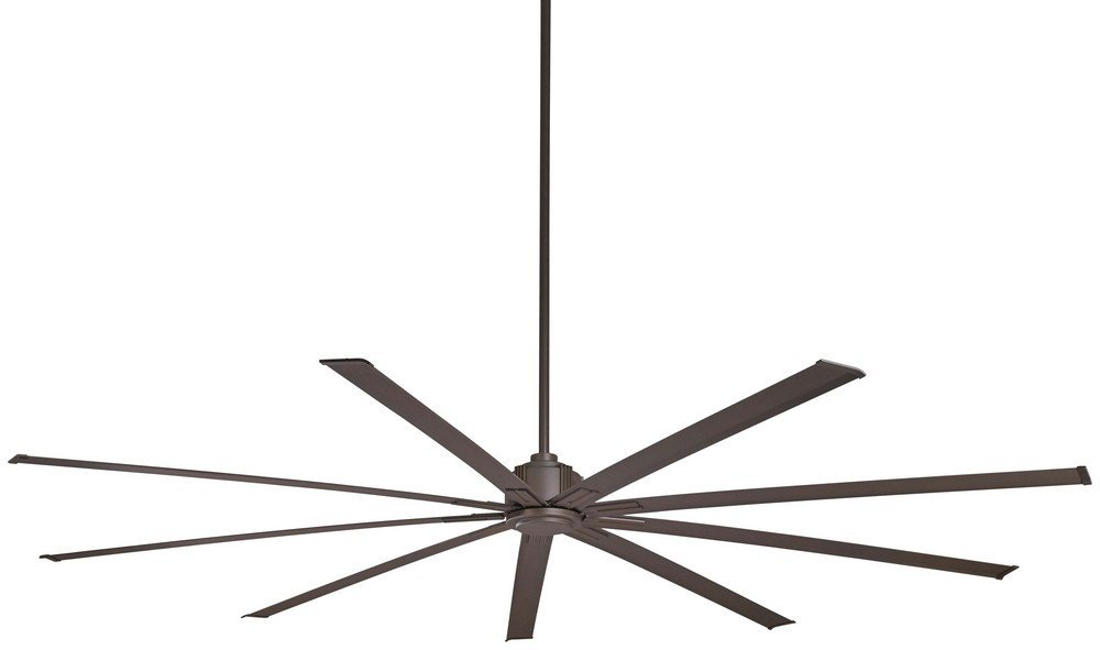Minka Aire Xtreme 96'' Big Ceiling Fan in Oil Rubbed Bronze Finish