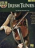 Violin Play Along Volume 20 Irish Tunes Vln BK/CD