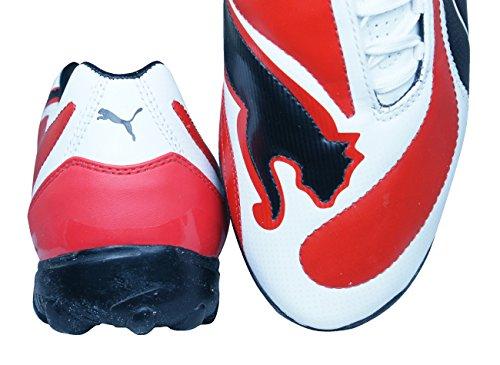 08 V3 De Tt Puma Hommes Red Football Chaussures HwqqS