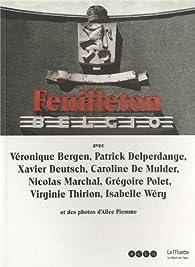 Feuilleton par Véronique Bergen