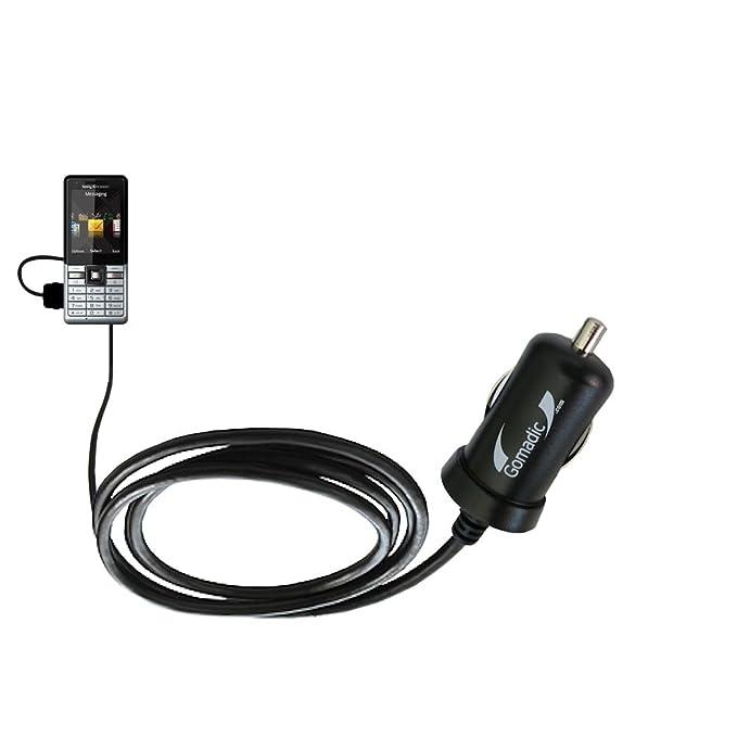 Sony Ericsson J105a Cargador Rapido de Viaje para carro ...
