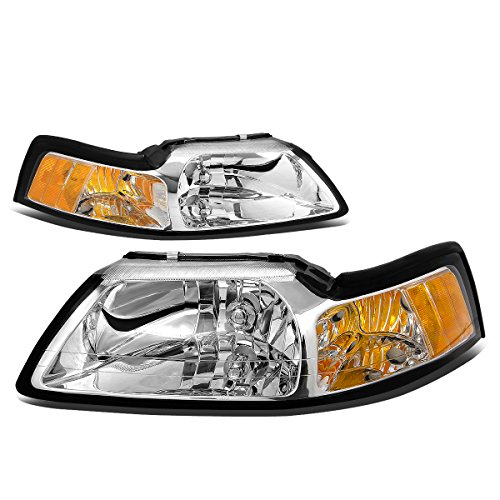 Ford Mustang Headlight Assembly - 3