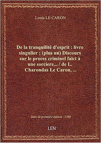 Amazon Fr Livres Anciens Francais Des Xvie Et Xviie S