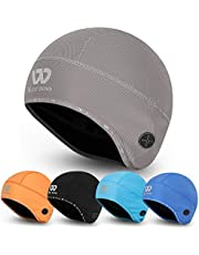 Outdoor Sports Beanie Skull Cap Helmet Liner, Cycling Thermal Hat for Men Women
