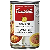 Campbell's Tomato with Basil and Oregano Soup, 284ml