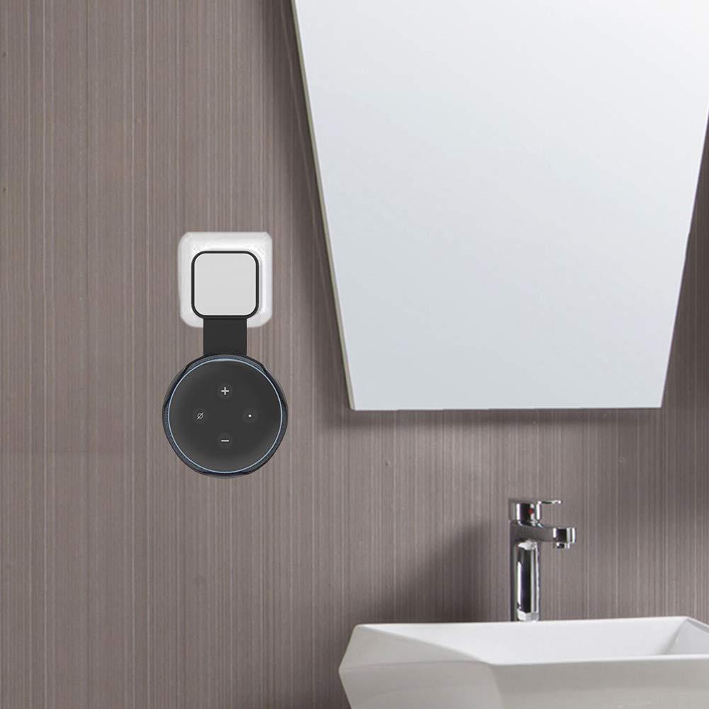 Liuxi Soporte de Pared para Alexa Echo Dot Compact