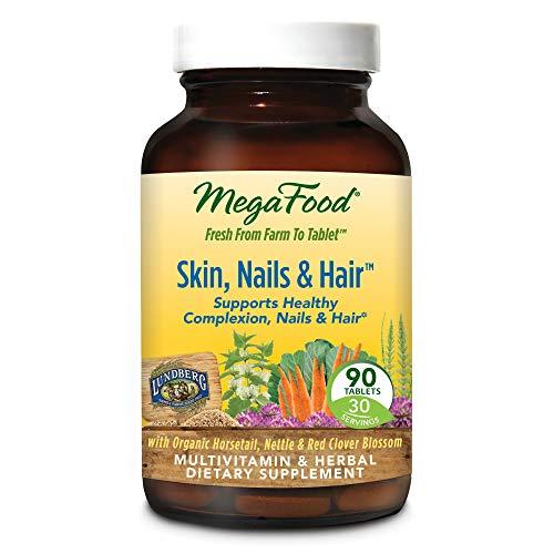 Buy organic hair skin and nails vitamins
