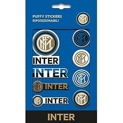 FC Inter Milan Bubble Sticker Set