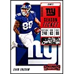 buy online bca8d ffb0f Autographed/Signed Evan Engram New York Color Rush Football ...
