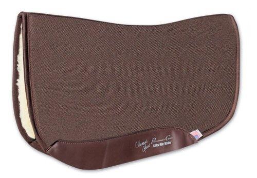 Pro Choice SMx Air Ride Fleece Barrel Pad Chocolate (Fleece Barrel Pad)
