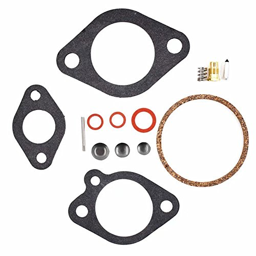 JahyShow Carburetor Rebuild Kit for Chrysler Force Outboard 9.9 15 75 85 105 120 130 135 150 HP