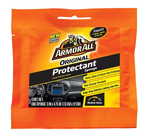 Armor All Protectant Sponge (78448): To-Go; Trial 1-Pack