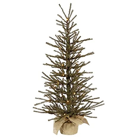 Amazon Com Vickerman Pre Lit Vienna Twig Artificial Christmas  - Vickerman Pre Lit Christmas Trees