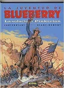 El teniente blueberry volumen 37 la solucion pinkerton for Teniente blueberry