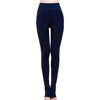 a1c0c8f1a5cd9 Laixing Winter Warm Plus Velvet Leggings Pants Thick Women Fashion Plus  Size Trousers