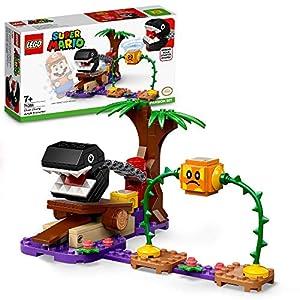 LEGO Super Mario Incontro nella Giungla di Categnaccio - Pack di Espansione, Gioco Costruibile con Figura di Pungipalla…  LEGO