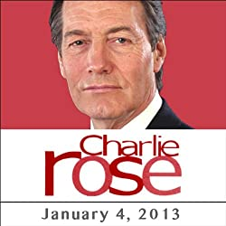 Charlie Rose: David Letterman, Robert Plant, Jimmy Page, and John Paul Jones, January 4, 2013