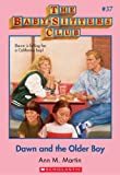 Baby-Sitters Club #37: Dawn and the Older Boy by Ann M. Martin front cover