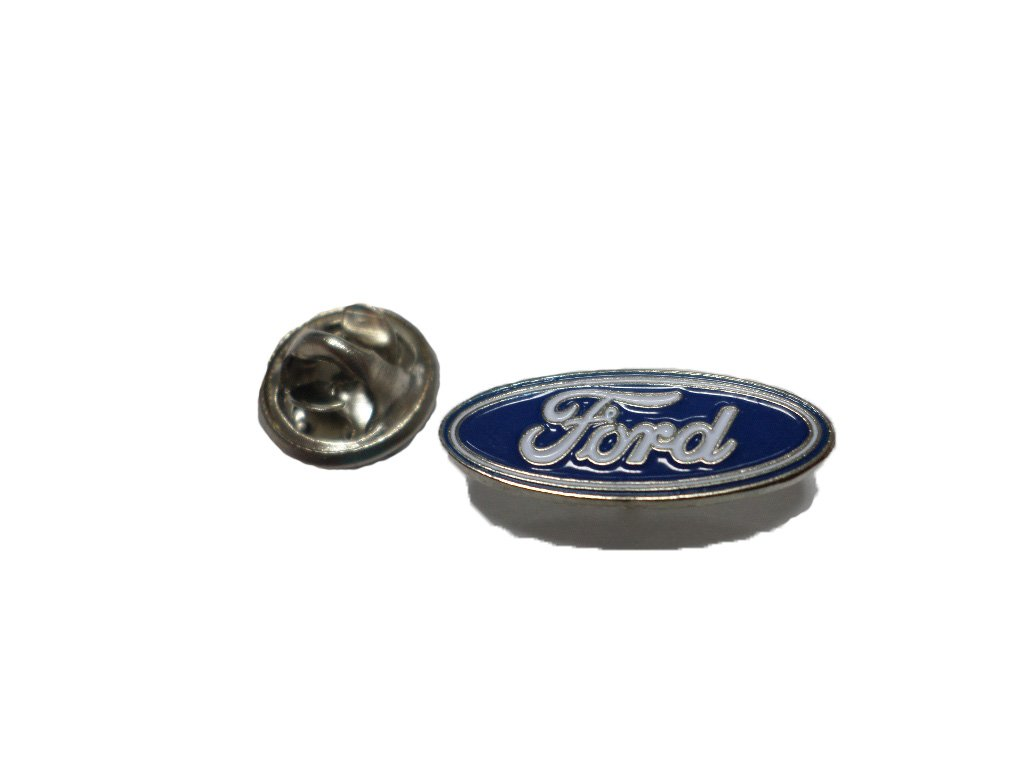New Genuine Ford Oval Pin Badge 35010501 Cyber-Wear