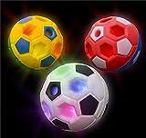DollarItemDirect 4'' Light-UP Soccer Ball, Case of 144
