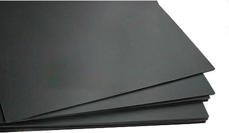 Feuilles Blanc en caoutchouc de silicone 1,0/mm d/épaisseur haute temp/érature
