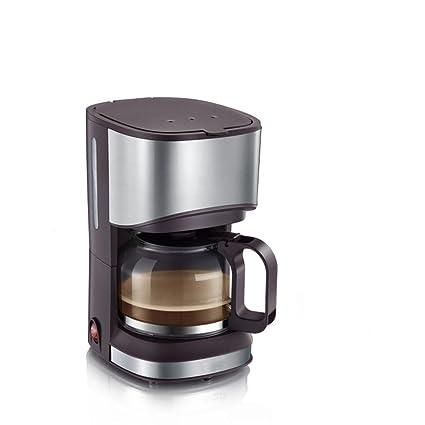 Hogar Máquina de café de gotas de café máquina 0,7 litro gran capacidad oficina
