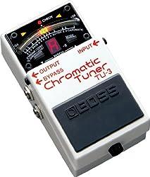 Boss TU3 Chromatic Tuner Pedal from BOSS AUDIO