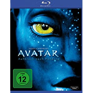 Avatar - Aufbruch nach Pandora (Blu-ray)