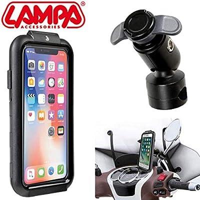 Soporte para Smartphone con Soporte para teléfono y lámpara 90435 ...