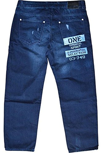 Übergrössen !!! NEU !!! Designer Denim Jeans LAVECCHIA 5755