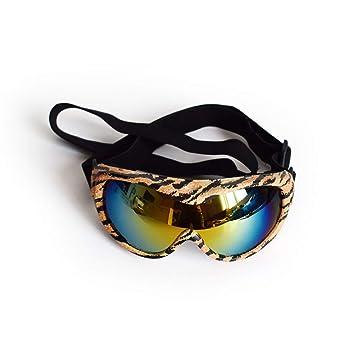 Clluzu Gafas de Sol para Mascotas Perro Nieve Gafas Anti-UV ...