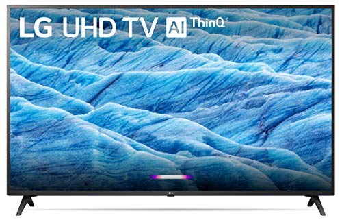 "LG 65UM7300PUA Alexa Built-in 65"" 4K Ultra HD Smart LED TV (2019)"