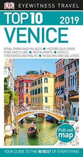 Top 10 Venice (Eyewitness Top 10 Travel Guide) by DK Eyewitness Travel