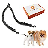 Double Dog Leash - veecom No Tangle Dog Leash, Double Dog Leash Coupler and Double Dog Walker