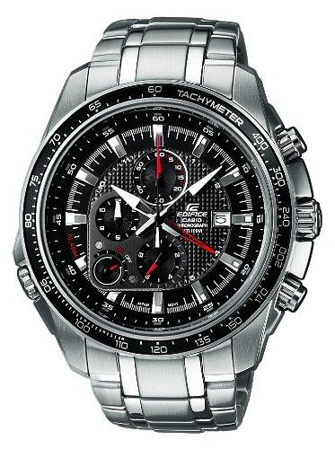 Casio Reloj Analógico para Hombre de Cuarzo con Correa en Acero Inoxidable 4521901