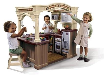 Amazon.com: Step2 Grand Walk - In Kitchen: Toys & Games