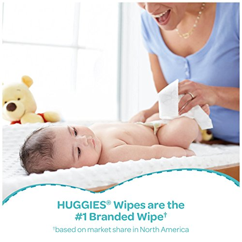 Large Product Image of HUGGIES One and Done Refreshing Baby Wipes, 3 Refill Packs (648 Sheets Total), Scented, Alcohol-free, Hypoallergenic
