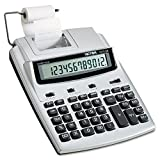 Victor 12123A 1212-3A Antimicrobial Printing Calculator, Blue/Red Print, 2.7 Lines/Sec