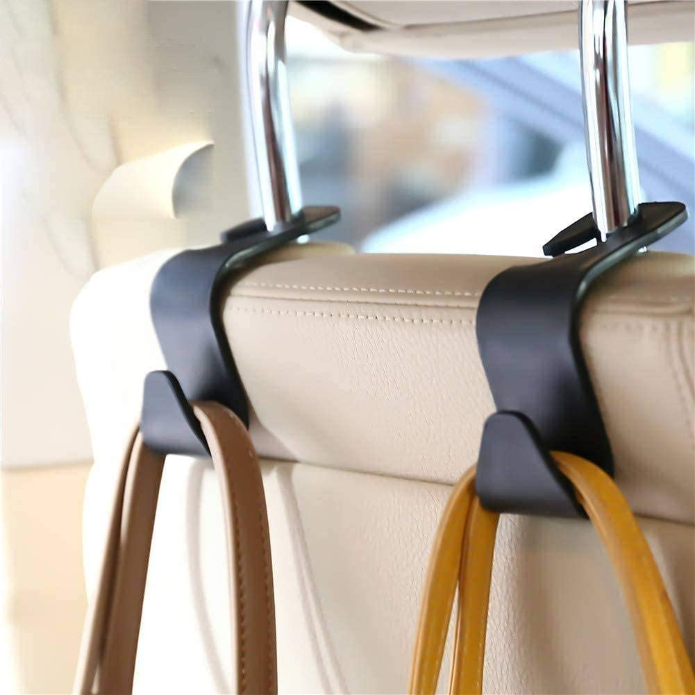 2Pcs Universal Car Truck Suv Seat Back Hanger Organizer Hook Headrest Holder FG