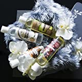 Carrier-Oil-Gift-Set-Coconut-Oil-Grapeseed-Oil-Avocado-Oil-Sweet-Almond-Oil-Best-Moisturizer-for-Skin-Hair-100-Natural-Pure-Massage-Oil-4-Piece-Variety-Pack-4-fl-oz-Each-Premium-Nature