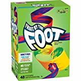 berry tie dye fruit by the foot - Betty Crocker Fruit By The Foot Variety Pack, 48 ct.