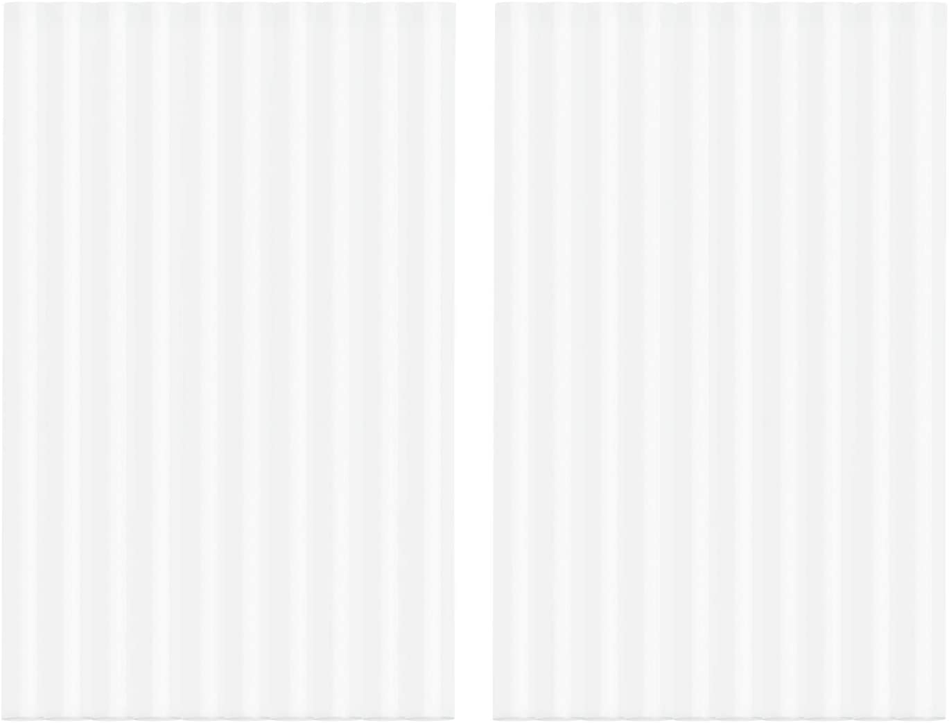Klebesticks f/ür Hei/ßklebepistole Idena 60048 je 7,2 mm x 10 cm 20 St/ück