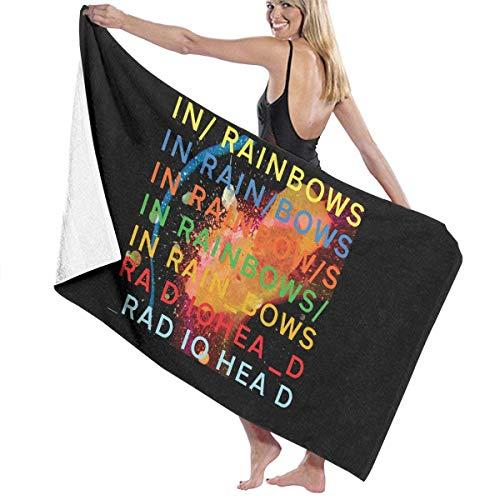 VIMMUCIR Bath Towel