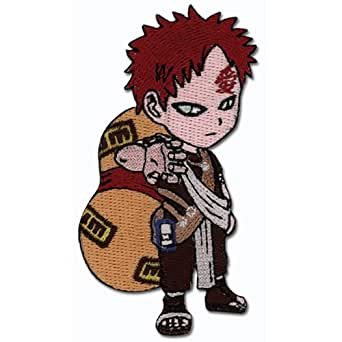 Amazon.com: Naruto: Chibi Gaara Manipulating Sand Anime ... Gaara And Naruto Chibi