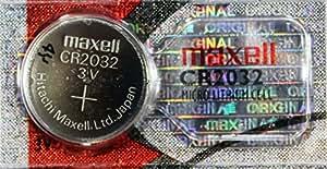 Maxell CR2032 - Juego de pilas de botón (10 unidades)